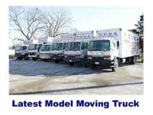 Latest Model Moving Truck