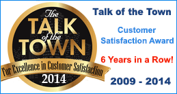 USA Talk Of Town Award
